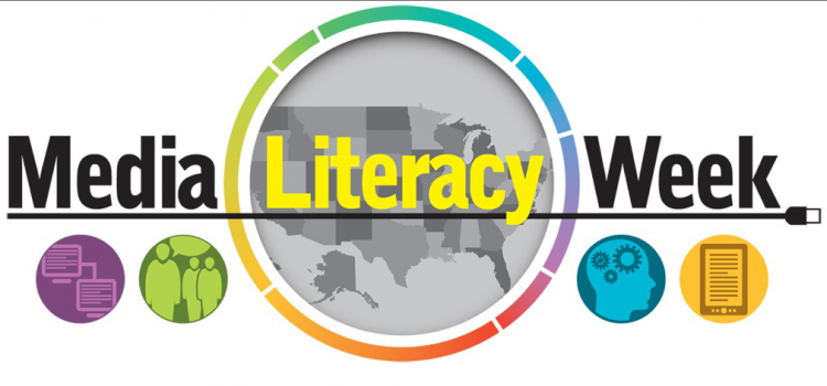 Inaugural Media Literacy Week in the U.S.