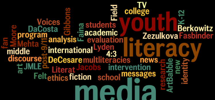 Journal of Media Literacy Education 4:3 Now Available
