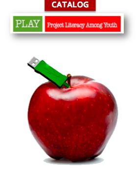 2013 Project Literacy Among Youth Catalog